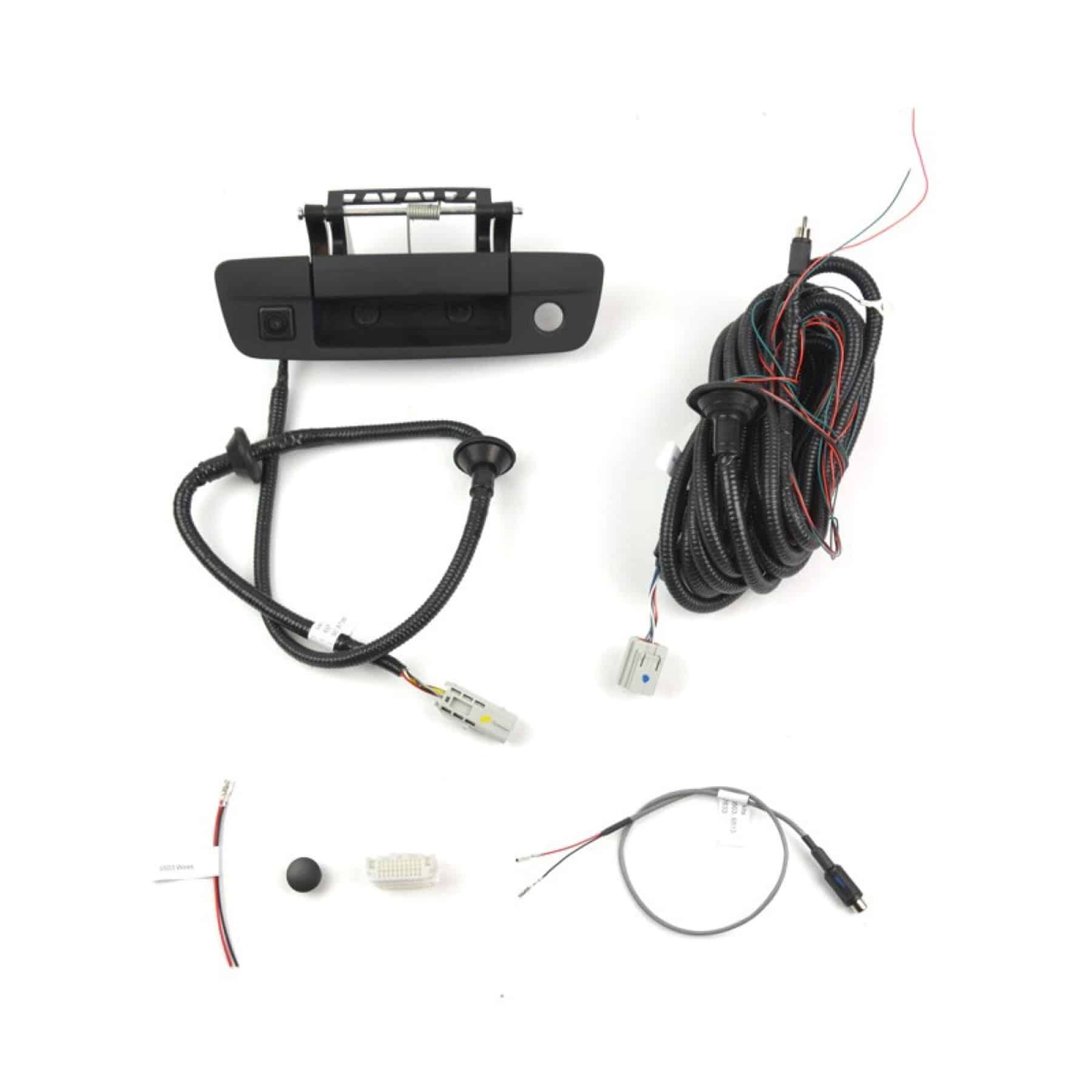 Brandmotion FLTW-7627 Cargo Camera Plug and Play Harness for Dodge RAM 1500